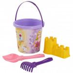 Детский набор Disney Полесье для песочницы «Принцесса» №10. Арт. 65407