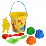 Детская игрушка Полесье для песочницы Disney «Винни и его друзья» №10. Арт. 65612