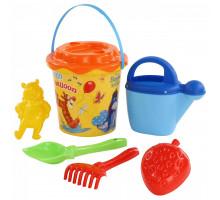 Набор детский для песочницы Полесье Disney «Винни и его друзья» №12. Арт. 65636
