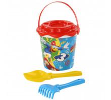 Набор для песочницы Disney «Микки и Весёлые гонки» №11. Арт. 65667 Полесье