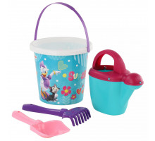 Набор детский Полесье для песочницы Disney «Минни» №9. Арт. 65681
