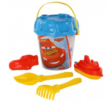 Набор детский для песочницы Полесье Disney/Pixar «Тачки» №26. Арт. 67265