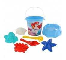 Набор для игры на пляже в песке Полесье Disney «Русалочка» №6. Арт. 67418