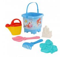 Набор для детской песочницы Disney «Русалочка» №8. Арт. 65964 Полесье
