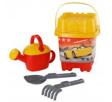 Игрушки для мальчика Полесье в песочнице Disney/Pixar «Тачки» №33. Арт. 65568