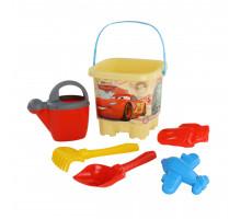 Игрушки для мальчика Полесье в песочнице Disney/Pixar «Тачки» №34. Арт. 65575