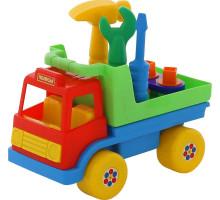 Детский автомобиль «ТЕХПОМОЩЬ» (в сеточке) Cavallino). Арт. 6387 Полесье