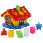 Детский набор Полесье «Садовый домик» (в сеточке). Арт. 3354
