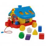 Детский набор Полесье «Садовый домик на колёсиках» (в сеточке). Арт. 56443 Полесье
