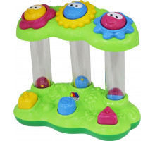 Развивающая музыкальная игрушка «Забавный сад» (в сеточке) Molto. Арт. 47090 Полесье