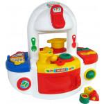 Детская Кухня Полесье (в коробке), Palau Toys. Арт. 9197 Полесье