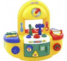 Набор для мальчика Мастерская (в коробке), Palau Toys. Арт. 9180 Полесье