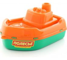 """Игрушка для детей кораблик """"волна"""" арт. 36681. Полесье"""