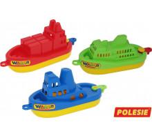 Игрушка для детей кораблик (микс №2) арт. 41210. Полесье
