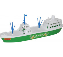 """Игрушка для детей корабль """"виктория"""" арт. 56399. Полесье"""