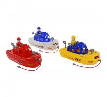 """Детская игрушка катер """"патруль"""" (NL) (в сеточке) (микс №4) арт. 71163. Полесье"""