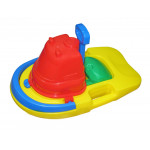 """Детская игрушка набор пляжный """"кораблик"""" арт. 8518. Полесье"""