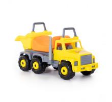 Детский автомобиль Супергигант-2 цвет серый арт. 7889. Полесье