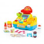 Кассовый аппарат для супермаркета развивающая игрушка (в коробке) арт. 77073. Полесье