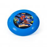 """Детская игрушка  летающая тарелка MARVEL """"Человек-паук"""" (v2) арт. 77844. Полесье"""