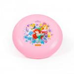 """Игрушка для детей летающая тарелка Disney """"Принцессы"""" арт. 77813. Полесье"""