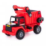 """Игрушка для детей """"MAMMOET"""", автомобиль-самосвал №1 арт. 77325. Полесье"""