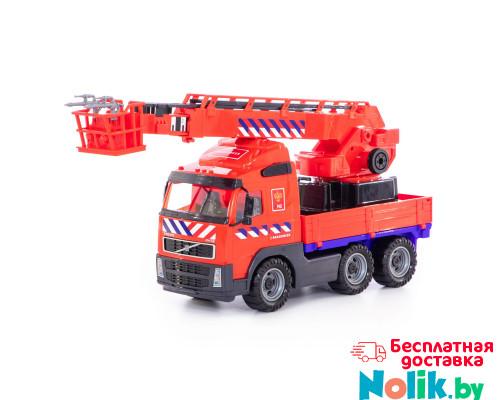 """Детская игрушка  """"Volvo"""", автомобиль пожарный (NL) (в сеточке) арт. 77301. Полесье в Минске"""
