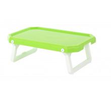 Поднос-столик для детской посудки цвет салатовый арт. 61744. Полесье