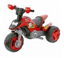"""Детский электромобиль мотоцикл """"Molto Elite 6"""", 6V Полесье Арт. 35882"""