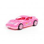 """Автомобиль """"Торнадо"""" гоночный (розовый) арт. 78582. Полесье"""