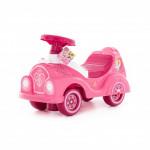 """Автомобиль-каталка Disney """"Принцессы"""" Полесье Арт. 78681"""