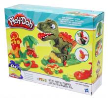 "Набор для детского творчества Play-Doh ""Могучий динозавр"". Арт. PD8686"