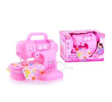 Детская швейная машинка для девочек Мой уютный дом Play Smart свет/звук (механизм как в настоящей машинке). Арт. 0926