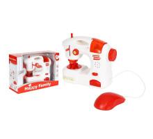 Детская игрушка швейная машинка свет/звук (шьет как настоящая). Арт. LS820K3