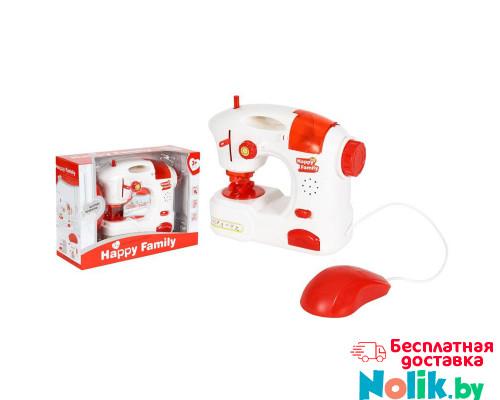 Детская игрушка швейная машинка свет/звук (шьет как настоящая). Арт. LS820K3 в Минске
