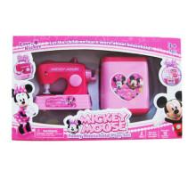 Детский набор бытовой техники Mickey Mouse Disney швейная и стиральная машина. Арт. YY-322-1