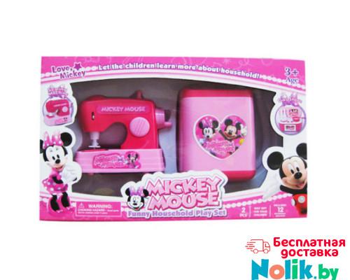 Детский набор бытовой техники Mickey Mouse Disney швейная и стиральная машина. Арт. YY-322-1 в Минске