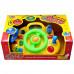 Детский руль Я тоже рулю 7317 Play Smart музыкальная развивающая игрушка. Цвет желтый. Арт. 7317 в Минске