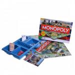 Детская настольная игра Монополия Города России, арт. 6155
