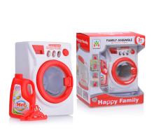 Детская стиральная машина световые и звуковые эффекты. Бытовая техника для детей. Арт. LS820K29