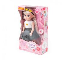 """Детская кукла """"Кристина"""" (37 см) в салоне красоты с аксессуарами (5 элементов) (в коробке) на радиоуправлении, поет песни, знает 7 сказок. Арт. 79336. Полесье"""