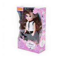 """Кукла """"Диана"""" (37 см) в школе (в коробке) на радиоуправлении, поет песни, знает 7 сказок. Арт. 79350. Полесье"""