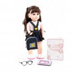 """Кукла для девочек """"Вика"""" (36 см) в школе (в коробке). Кукла на радиоуправлении, поет песни, знает 7 сказок. Арт. 79329. Полесье"""