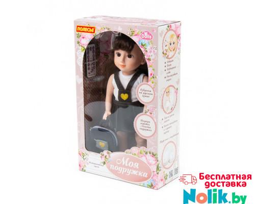 """Кукла для девочек """"Вика"""" (36 см) в школе (в коробке). Кукла на радиоуправлении, поет песни, знает 7 сказок. Арт. 79329. Полесье в Минске"""