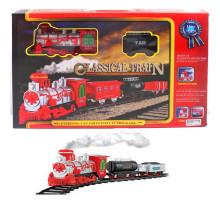 Детская железная дорога Classical Train, путь 235 см свет+музыка. Арт. 811-2