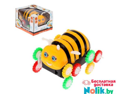 Детская машинка-перевертыш на батарейках Пчелка. Арт. 3306 в Минске