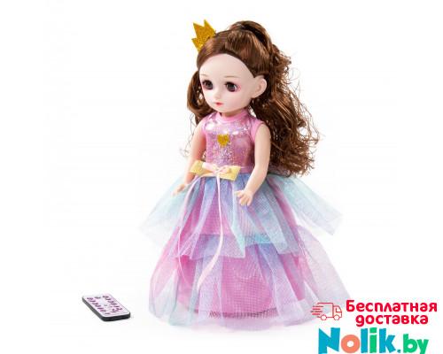 """Кукла """"Алиса"""" (37 см) на балу (в коробке). Кукла на радиоуправлении, поет песни, знает 7 сказок. Арт. 79626. Полесье в Минске"""
