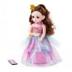 """Кукла """"Алиса"""" (37 см) на балу (в коробке). Кукла на радиоуправлении, поет песни, знает 7 сказок. Арт. 79626. Полесье"""