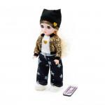 """Кукла """"Арина"""" (37 см) на прогулке (в коробке) Моя подружка. Кукла на радиоуправлении, поет песни, знает 7 сказок. Арт. 79633. Полесье"""