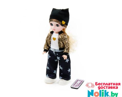 """Кукла """"Арина"""" (37 см) на прогулке (в коробке) Моя подружка. Кукла на радиоуправлении, поет песни, знает 7 сказок. Арт. 79633. Полесье в Минске"""